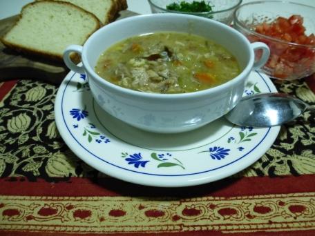 Sopa de galinha (2)