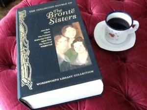 cafe e livro